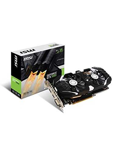 GeForce GTX 1060 3GT OC