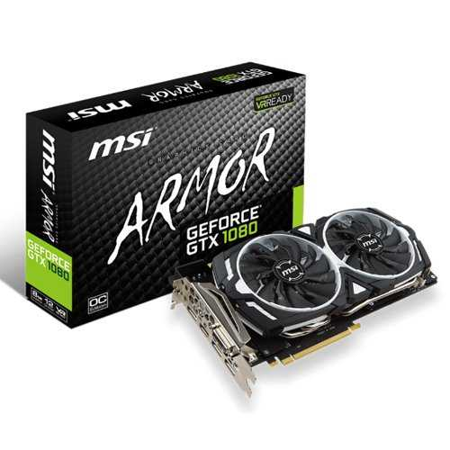 GEFORCE GTX 1080 ARMOR 8G OC