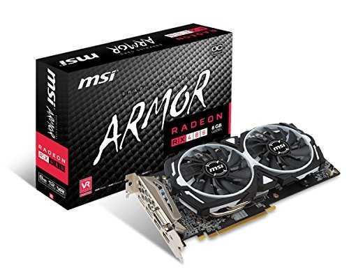 RX 480 ARMOR 8G
