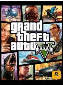 PC Grand Theft Auto V STEAM CD-KEY GLOBAL