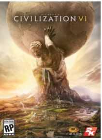 PC Sid Meier's Civilization VI STEAM CD-KEY ROW